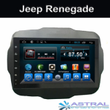 Wholesale GPS Nav Car Radio System Jeep Renegade 2015 2016