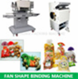 fan shaped packing machine for cookies