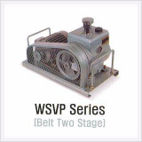 Oil Rotary Pumps - Belt Two Stage(WSVP,WSSR)