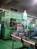 used PET preform injection and  bottle blow molding machines