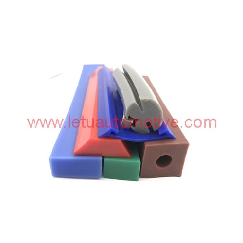 China Silicone Rubber Gaskets Setting Blocks Seals Factory