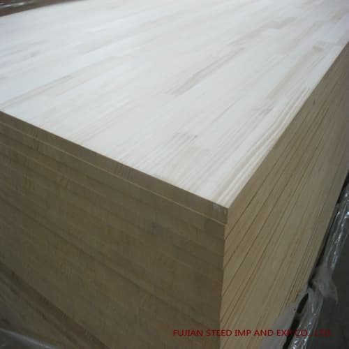 Laminated Pine Board ~ Mm radiata pine finger joint laminated board