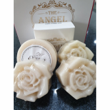 The Angel White Soap