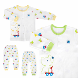 _toybear_ double layer long sleeves pajama set