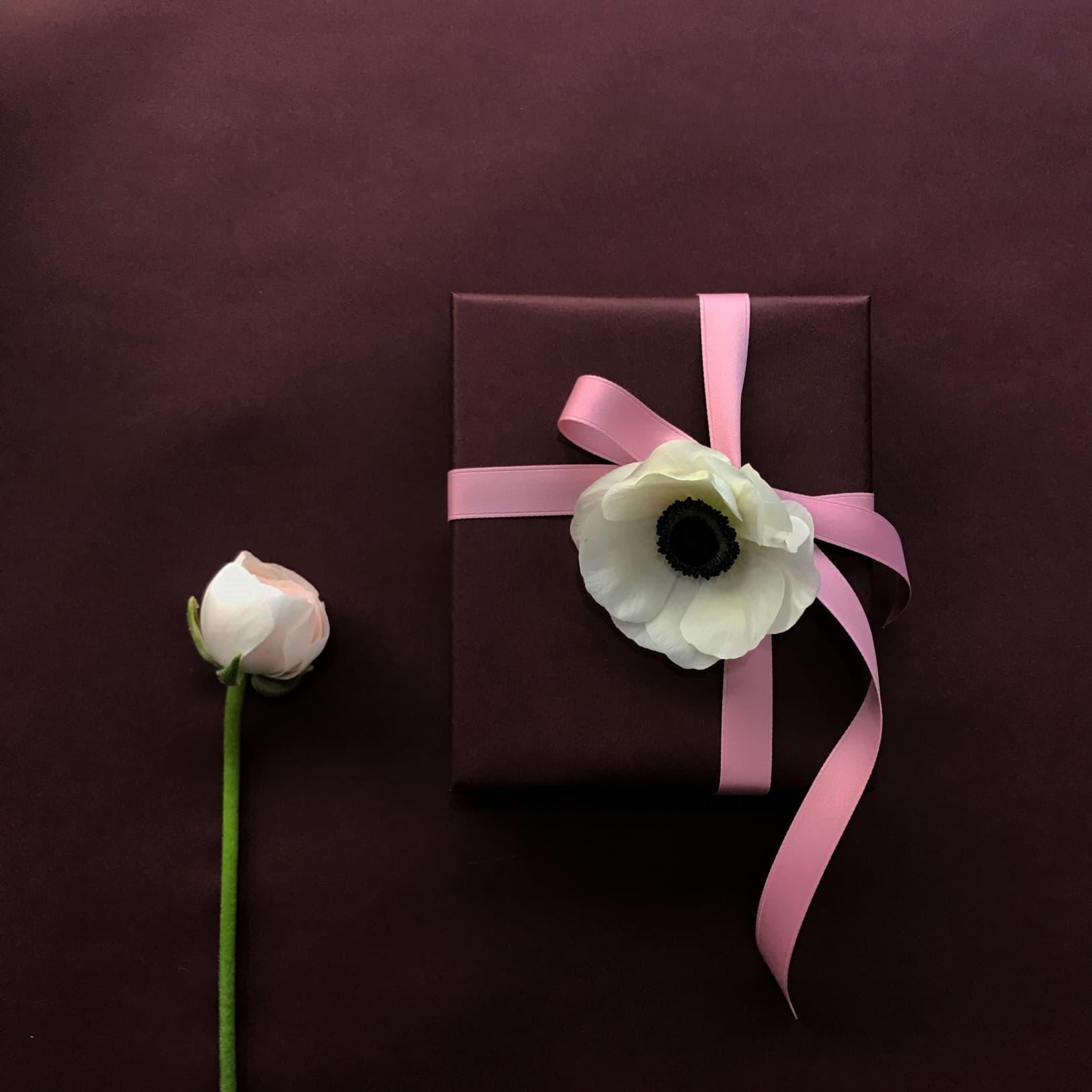 Flower Wrapping Paper Matt From Jip International Co Ltd B2b
