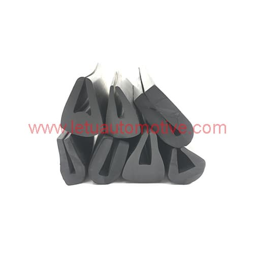 China Auto EPDM Windshield Seals Moldings Manufacturer