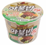 Outdoor Instant food _ Wellbeing gochujang bibimbap_rice_