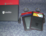Molto Luxury Card Wallet