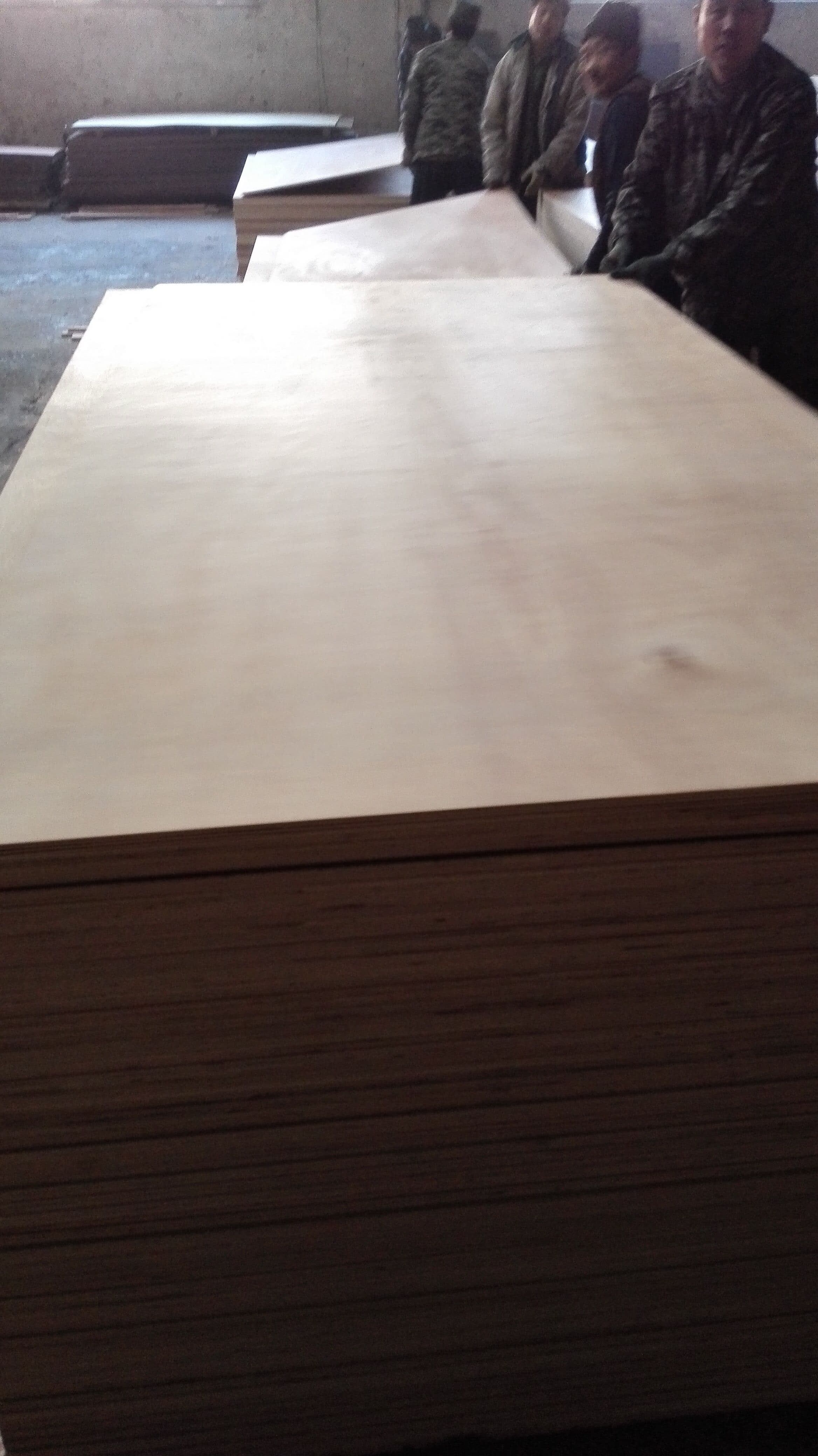 Cheap 9mm BB_CC Commercial Plywood
