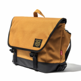 COMFORT MESSENGER BAG _ CAMEL