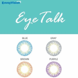 Color contact lens Eye Talk Contact Lens
