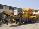 Mobile granite crusher for sale in Zambia