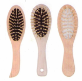 Wooden hair brush ,wood comb ,wood brushes