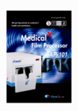 X-Ray Auto Film Processor (GAP-101, FND Type)