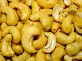 DRIED CASHEW NUTS FOR SALE