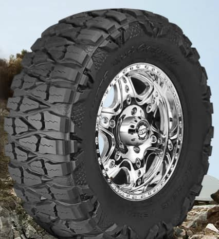 Nitto Mud Tires