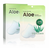 Luxury The Cure Aloe Essential Foot Care Sheet