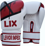 Leather Boxing Gloves F7 Training Muay Thai Fight Punch Bag