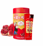 Korean Red Ginseng _ Pomegranate Stick Jelly