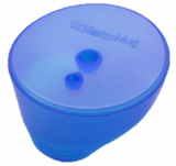 No-spill Silicone Cap for Mugs