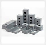 Push Button Aluminium Die Casting Box