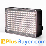 Video Light with 160 LEDs - For DSLR and Video Camera