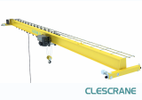 CHS Series Single Girder Top Running Overhead Cranes 10 Ton