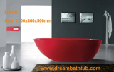 Man_made stone bathtub