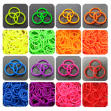 FunFunloom Silicone Bands