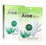 Luxury The Cure Aloe Essential Hand Care Sheet