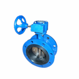 Gear Operated Flange Butterfly Valve