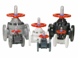 CHEMICAL RESISTANCE DIAPHRAGM VALVE