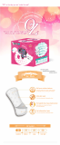 Personal Hygiene_sanitary napkin for sensitive women_
