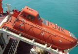 Ship Freefall Life Boat