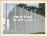 Security Fence Panels_Hot_Dipped Galvanizing Security Barrie