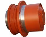 Hydraulic wheel drive motor