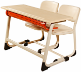 Inci Double School Desk