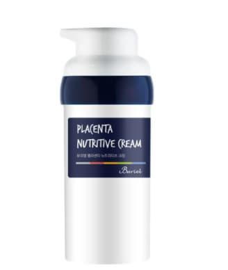Placenta high nutrition facial cream made in Korea
