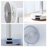 Barset 4D Desktop Fan