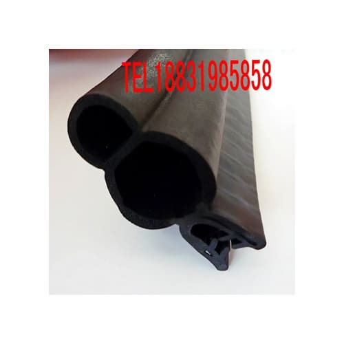 Push on Trim Seals Segmented Steel Core