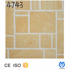400X400 Ceramic Glazed Rustic Floor Tiles with India design from ...