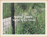Welded Wire Fences_Vinyl Coated Welded Wire Fences_Wire Fencing Panels