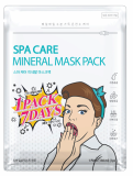 Spa Care Mineral Mask Pack