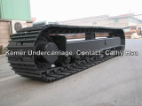 manufacturer of steel track undercarriage