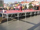 aluminum modular stage floor