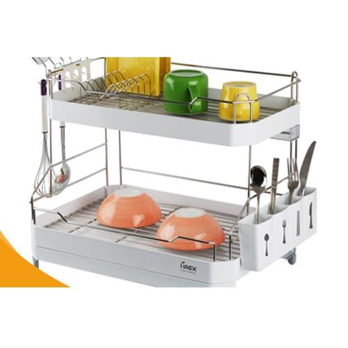 Harmony dish rack 2tier _Extra-L_