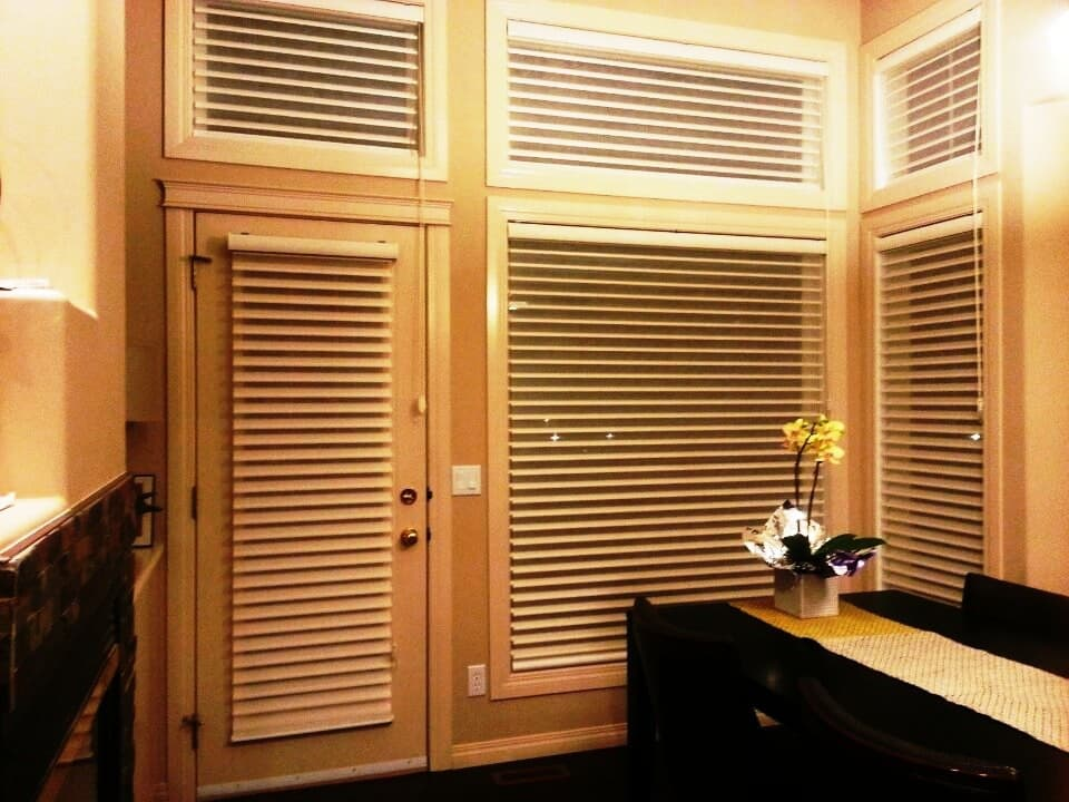 Blind Blinds Shade Curtain Sheer Combi Honey Comb