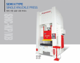 Mechanical Knuckle Joint Press Machine