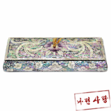 Phoenix Pen Case / Mother of pearl / NAJEON