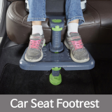 KneeGuardKids3 Car Seat Footrest